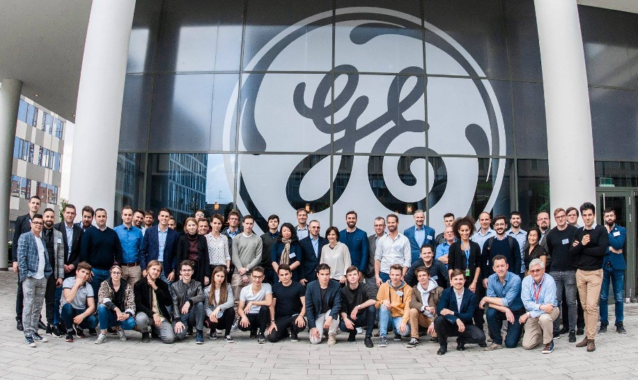 JOINED GE HEALTHCARE VENTURE LAB