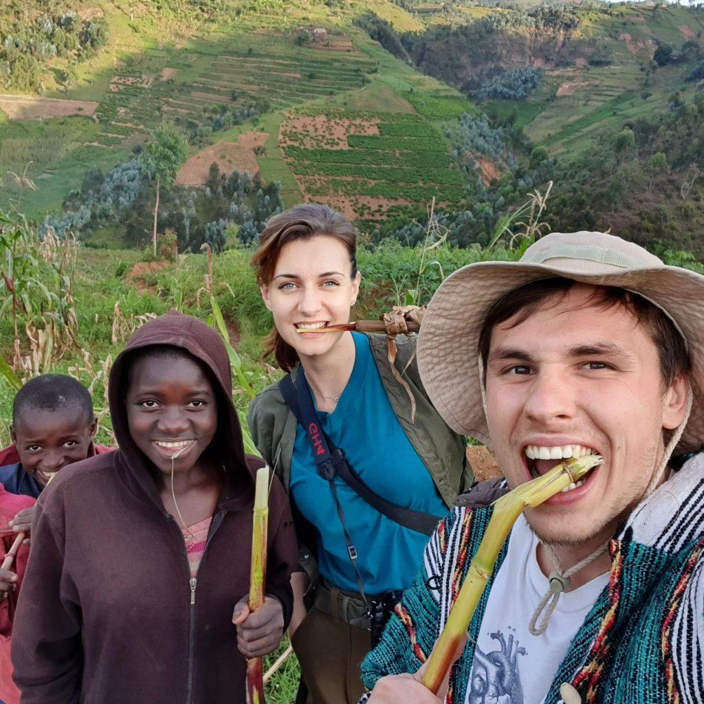 Journey across Africa, Rwanda