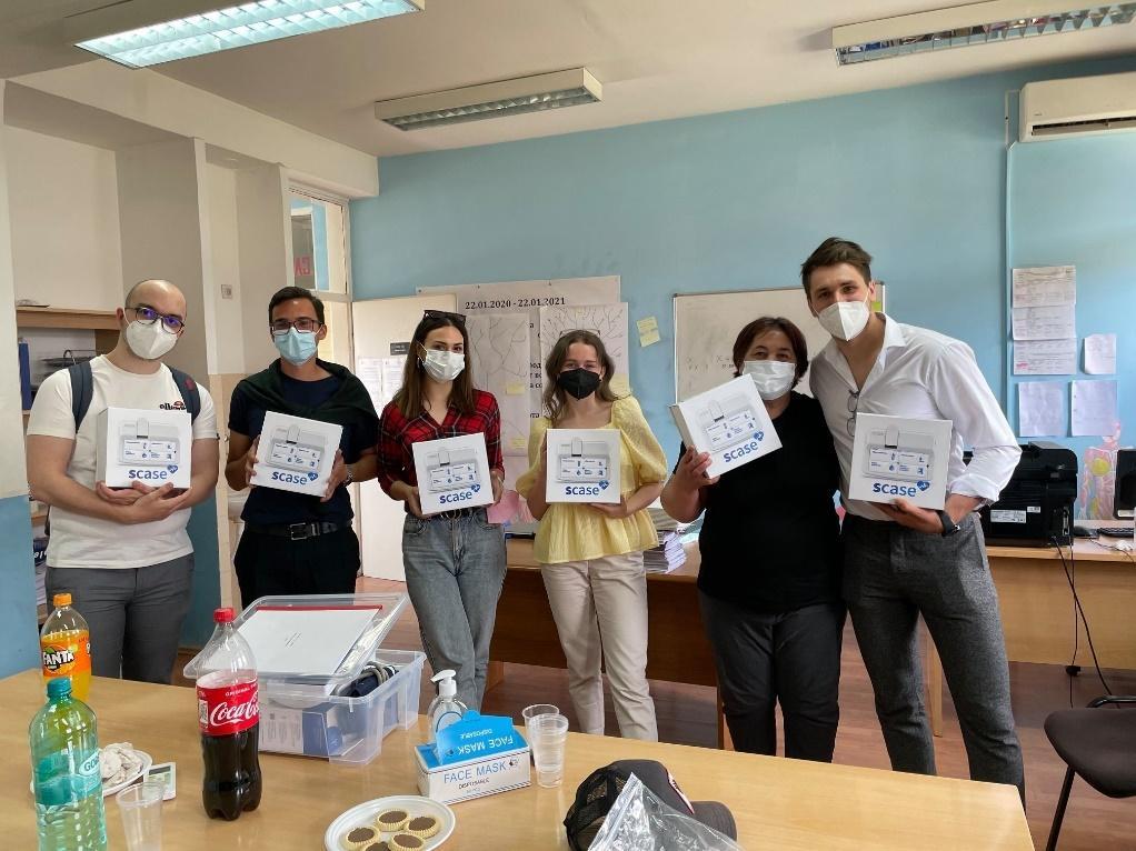 BRINGING TELEHEALTH TO NORTH MACEDONIA